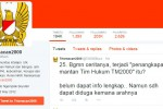 Akun Triomacan2000 (twitter)