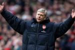Pelatih Arsenal Arsene Wenger saat mengekspresikan kekecewaannya. Ist/Dok