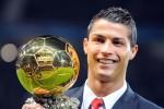 Penghargaan pemain sepak bola terbaik Ballon d'Or untuk Ronaldo tahun lalu. Ist/Dok