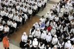 Ujian CAT seleksi CPNS di Solo, Kamis (16/10/2014). (Ardiansyah Indra Kumala/JIBI/Solopos)