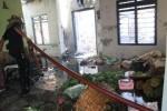 FOTO KEBAKARAN SOLO : Rumah di Banyuanyar Hangus Dilalap Api