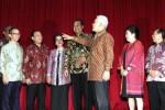 FOTO KEMENKO PEREKONOMIAN : Ada Hatta Rajasa di Perpisahan Chairul Tanjung