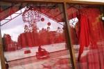 Kaca jendela pintu masuk VIP Stadion Manahan, Solo, Jawa Tengah, Kamis (23/10/2014) tampak pecah akibat kerusuhan suporter seusai laga Persis Solo melawan Martapura FC. Hingga kini, pengelola Stadion Manahan masih melakukan investigasi dan inventarisasi semua aset di dalam dan luar stadion untuk dilaporkan kepada kepala Disdikpora Kota Solo dan Panitia Pelaksana (Panpel) Laga Persis Solo vs Martapura FC selaku penanggung jawab. (Ardiansyah Indra Kumala/JIBI/Solopos)