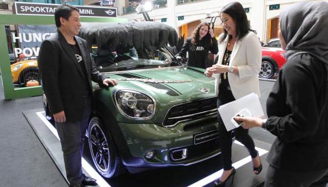 .COM : FOTO MOBIL TERBARU : 2 Mini Cooper Baru Diluncurkan di Jakarta