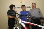 FOTO PENCURIAN SOLO : Pencuri Sepeda Dipertemukan dengan Wartawan