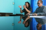 FOTO TEROR TERHADAP WARTAWAN : PWI Minta Jaksa Kejar Aktor Peneror Wartawan