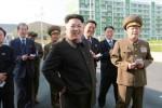Foto terbaru Kim Jong-un yang dirilis Korean Central News Agency (KCNA), Selasa (14/10/2014). (JIBI/Solopos/Reuters)