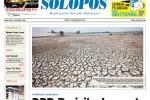 Halaman Depan Harian Umum Solopos edisi Jumat, 31 Oktober 2014