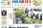 SOLOPOS HARI INI : Soloraya Hari Ini : Kerbau Kiai Slamet Ditusuk, Warga Keluhkan Polusi Udara TPA Putri Cempo hingga Bursa Anthurium