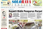 Halaman Soloraya Harian Umum Solopos edisi Jumat, 31 Oktober 2014