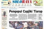 Halaman Soloraya Harian Umum Solopos edisi Kamis, 16 Oktober 2014