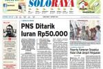 Halaman Soloraya Harian Umum Solopos edisi Kamis, 2 Oktober 2014