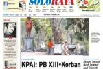 Halaman Soloraya Harian Umum Solopos edisi Rabu, 15 Oktober 2014