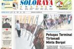 Halaman Soloraya Harian Umum Solopos edisi Rabu, 22 Oktober 2014