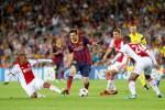 Barcelona akan fokus menghadapi Ajax pekan ini dalam lanjutan Liga Champions. Ist/sidomi.com