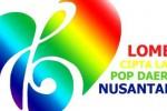 Logo Lomba Cipta Lagu Pop Daerah Nusantara (Istimewa)