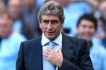 Manager Manchester City Manuel Pelligrini yakin timnya bisa mengatasi tekanan. Ist/Dokumentasi