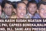 Meme Jokowi Presiden (twitter)