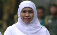 Menteri Sosial Khofifah Indar Parawansa (JIBI/Solopos/Antara/Andika Wahyu)
