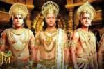 Pandawa di serial Mahabharata (Indrashare.com)
