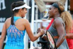 Serena Williams akan berhadapan dengan Ivanovic pada laga pertama WTA Finals. Ist/wtafinals.com