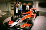 Tim balap GP-F1 Marussia akan absen di balapan Austin, Amerika. Ist/uk2.co.uk