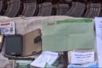 SIM dan berbagai barang-barang milik Ridwan warga Solo yang diberitakan tewas di tangan pejuang Kurdi Suriah. Dalam berita di sejumlah blog, Ridwan disebut anggota ISIS (asiandefencesnews.com)