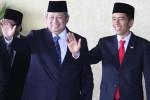 HARI KEMERDEKAAN INDONESIA: SBY dan Megawati Hadiri Upacara HUT Ke-72 RI