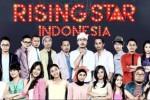 Top 12 Rising Star Indonesia (Facebook)