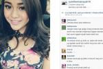 Unggahan Foto Aurel di akun Instagram (instagram/@aurelhermansyah10)