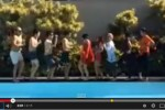 Video Syahrini Nyemplung Bareng (Youtube)