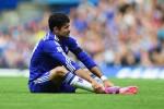 Striker andalan Chelsea, Diego Costa, dipastikan tak bisa turun saat lawan MU. Ist/Dok