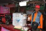 Es Krim Herbal Sari Jampi dipasarkan dalam Kulonprogo Expo 2014. (Switzy Sabandar/JIBI/Harian Jogja)