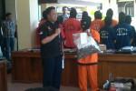 Seorang Pedagang di Jalan Malioboro Bawa 1,1 Kilogram Ganja
