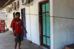Lokasi karaoke di Pantai Krakal Gunungkidul yang dirusak massa, Rabu (29/10/2014)  malam. (David Kurniawan/JIBI/Harian Jogja)