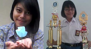 Monica Kusuma Suryandari (JIBI/Solopos/dok/Shoqib Angriawan)
