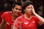 Pasangan Tontowi/Liliyana gagal raih gelar juara di Denmark Open Super Series. Ist/PBSI