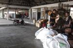 Suasana Lantai III Pasar Kota Klaten. Foto diambil kamis (30/10/2014). (Ayu Abriyani/JIBI/Solopos)