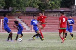 Persis Solo lakukan uji coba melawan tim UMS di Stadion Sriwedari, menang 9-0. JIBI/Solopos/Ardiansyah