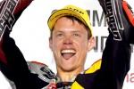 Pembalap Spanyol Esteve Tito Rabat mengunci kemenangan Moto2 di Sepang Malaysia pada, Minggu (26/10/2014) siang, meskipun dia finis di nomor ketiga di belakang pemenang Maverick Vinales. Ist/mundodeportivo.com