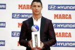 Cristiano Ronaldo dinobatkan sebagai pemain terbaik La Liga Spanyol musim 2013/2014. Ist/rmadrid.com
