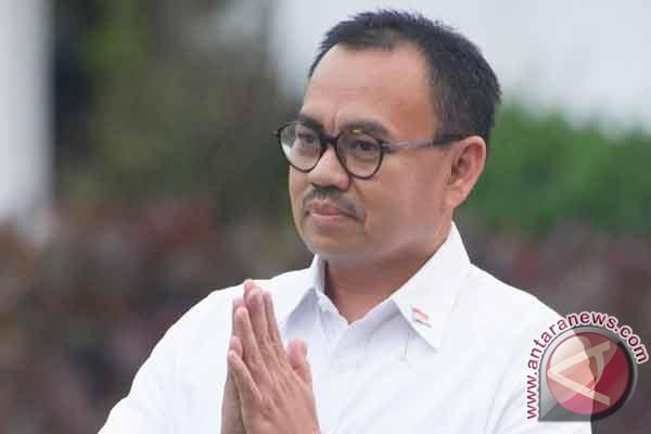Sudirman Said selaku menteri ESDM. (JIBI/Solopos/Antara)