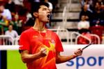 Petenis meja Zhang Jike saat bermain melawan Ma Long dalam Kejuaraan Dunia Tenis Meja. Ist/tabletennisdaily.co.uk