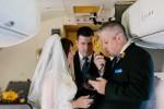 KISAH UNIK : Romantisnya Menikah di Pesawat