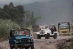 WISATA SLEMAN : Uji KIR Jeep Lava Tur Terganjal Regulasi, Lalu?