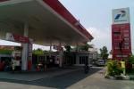 SPBU Ganti harga (JIBI/Harian Jogja/Holy Kartika N.S)