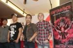 Grup band Captain Jack saat sesi foto di Tickles Cafe, Senin (17/11/2014). (JIBI/Harian Jogja/Arief Junianto)