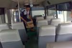 Dinas Perhubungan Bantul mengecek kondisi armada angkutan umum (JIBI/Harian Jogja/Endro Guntoro)
