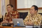 Ketua Majelis Wali Amanat Universitas Gadjah Mada (MWA UGM) Sofian Effendi (paling kiri) (JIBI/Harian Jogja/Humas UGM)