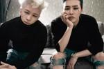 Taeyang dan G-Dragon dari Big Bang (Soompi)